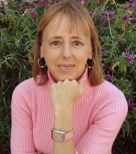 Code Pink leader Medea Benjamin.