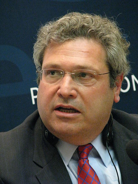 Prominent neocon intellectual Robert Kagan. (Photo credit: Mariusz Kubik, http://www.mariuszkubik.pl)