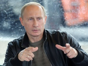 Russian President Vladimir Putin. (Russian government photo)