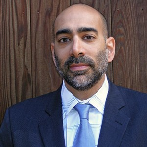 Journalist and author Ali Abunimah.