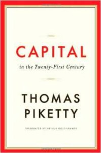 "Thomas Piketty's ""Capital in the Twenty-first Century."""
