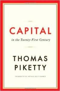 "Thomas Piketty's ""Capital in the Twenty-first Century."""