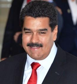 Venezuelan President Nicolas Maduro. (Photo credit: Valter Campanato/ABr)