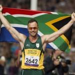 ParaOlympics runner Oscar Pistorius. (Photo credit: Parasport Images via OscarPistorius.com)