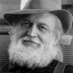 U Utah Phillips, labor activist and songwriter.
