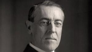 President Woodrow Wilson.
