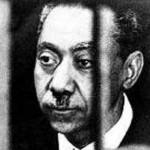 Sayyid Qutb, a philosopher of Islamic Fundamentalism.