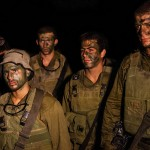 Soldiers from the Israeli Defense Force prepare for the invasion of Gaza, as the second phase of Operation Protective Edge. (IDF Photo)