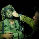 An Israeli soldier prepares for a night attack inside Gaza as part of Operation Protective Edge, which killed more than 2,000 Gazans in 2014. (Israel Defense Forces photo)