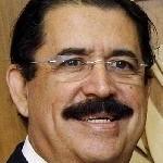 Former Honduran President Manuel Zelaya.