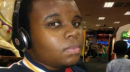 Michael Brown, the victim of a police shooting in Ferguson, Missouri.