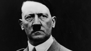 German dictator Adolf Hitler