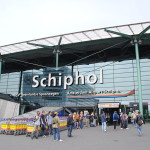 Amsterdam's Schiphol Airport.
