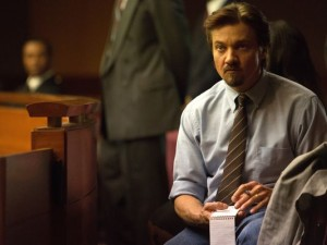 "Jeremy Renner, portraying journalist Gary Webb, in a scene from the motion picture ""Kill the Messenger."" (Photo: Chuck Zlotnick Focus Features)"