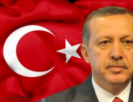 Turkish President Recep Erdogan.