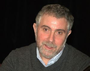 Economist and New York Times columnist Paul Krugman. (Photo credit: David Shankbone)