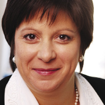 Ukraine's new Finance Minister Natalie Jaresko.