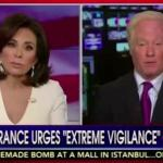 On Fox News, Steve Emerson is interviewed by Jeanine Pirro on Fox News where he claimed that Muslims have terrorized non-Muslims into staying out of Birmingham, Great Britain's second-largest city. (From the UK Guardian)