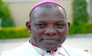Bishop Olivier Dashe of Maiduguri, Nigeria.