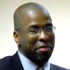Former CIA officer Jeffrey Sterling.