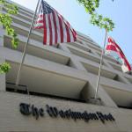 The Washington Post building. (Photo credit: Daniel X. O'Neil)