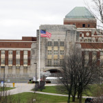 The aging federal facilities in Lexington, Kentucky, which include a prison for women. (Photo: Bureau of Prisons)