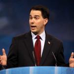 Wisconsin's Republican Gov. Scott Walker (Photo credit: Gage Skidmore)