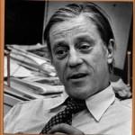 Longtime Washington Post executive editor Ben Bradlee.
