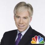 David Gregory, host of NBC's Meet the Press.