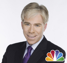 David Gregory, host of NBC's Meet the Press.