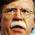 Former U.S. Ambassador to the United Nations John Bolton.