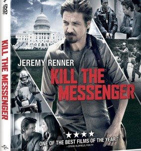 "As a thank-you gift for donations of $150 or more, you can get the just-released DVD of ""Kill the Messenger,"" starring Jeremy Renner as the late Gary Webb, and a CD of a 1995 joint appearance by Webb and Robert Parry discussing the Contra-cocaine scandal."