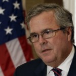 "Former Florida Gov. Jeb Bush, who has joined in calling for a ""safe zone"" in Syria, a euphemism for invasion."
