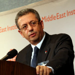 Palestinian leader Mustafa Barghouti (Photo credit: Aude)