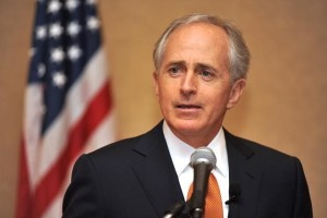 Sen. Bob Corker, R-Tennessee, chairman of the Senate Foreign Relations Committee.