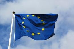 Flag of the European Union.