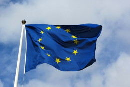 Flag of the European Union.