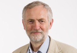 Jeremy Corbyn, the new leader of Great Britain's Labour Party.