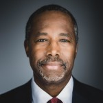 Ben Carson, a candidate for the Republican presidential nomination who opposed a Muslim being elected president.