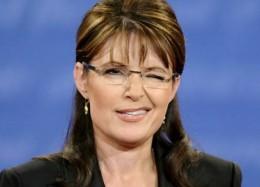 Former Alaska Gov. Sarah Palin.