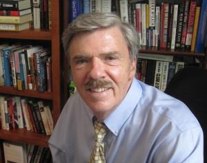 Journalist Robert Parry