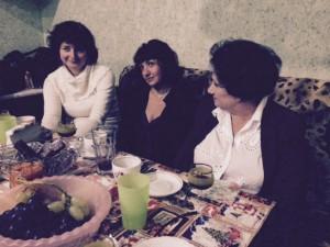 Women involved in non-governmental organizations in Krasnodar, Russia. (Photo by Natylie Baldwin)