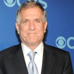 CBS Chief Executive Officer Les Moonves.