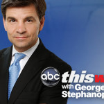 ABC-TV anchor George Stephanopoulos.