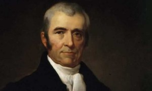 U.S. Supreme Court Chief Justice John Marshall