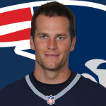 New England Patriot quarterback Tom Brady.