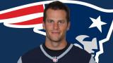 New England Patriot quarterback Tom Brady.