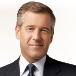 Longtime NBC news anchor, Brian Williams