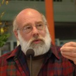 Peace and human rights activist Jeff Halper.
