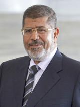 Egypt's ousted President Mohamed Morsi.